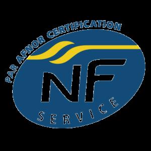 logo certification afnor sans fond